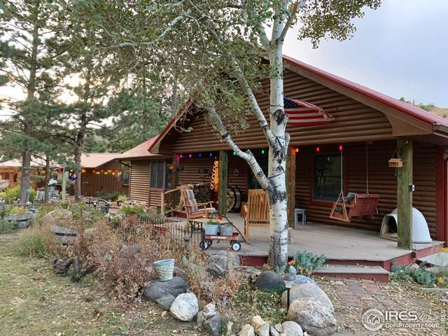 428 Rustic Rd, Bellvue, CO 80512 (MLS #950845) :: J2 Real Estate Group at Remax Alliance