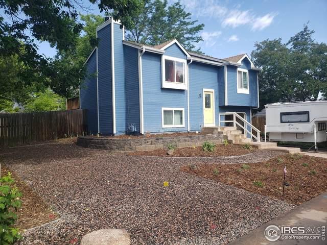 3107 Crockett St, Fort Collins, CO 80526 (MLS #950846) :: Coldwell Banker Plains