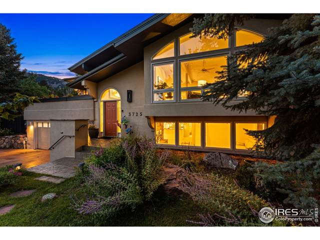 3725 Spring Valley Rd, Boulder, CO 80304 (MLS #950848) :: Downtown Real Estate Partners