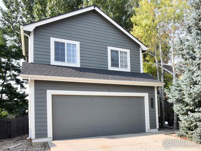 1819 Terrace Ct, Fort Collins, CO 80528 (MLS #950860) :: Jenn Porter Group