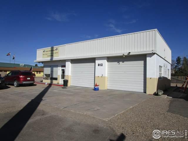 812 E Rose Ave, Burlington, CO 80807 (MLS #950864) :: Downtown Real Estate Partners