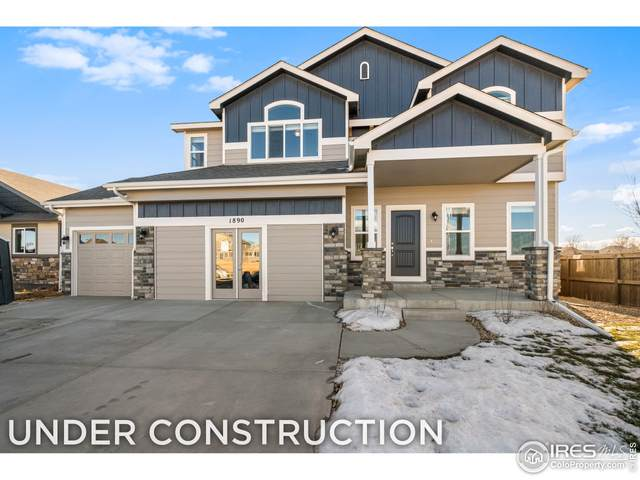 4988 Priors Dr, Windsor, CO 80550 (MLS #950881) :: Downtown Real Estate Partners