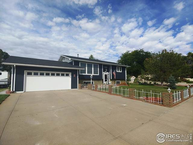 1430 S 11th Ave, Sterling, CO 80751 (MLS #950901) :: Coldwell Banker Plains