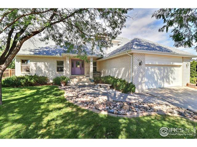 5011 W 21st St Rd, Greeley, CO 80634 (#950919) :: The Griffith Home Team