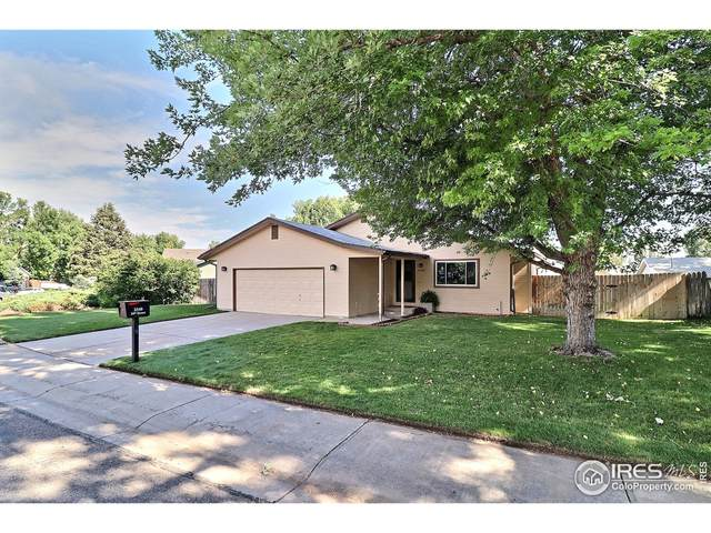 3340 34th St, Greeley, CO 80634 (MLS #950948) :: RE/MAX Elevate Louisville