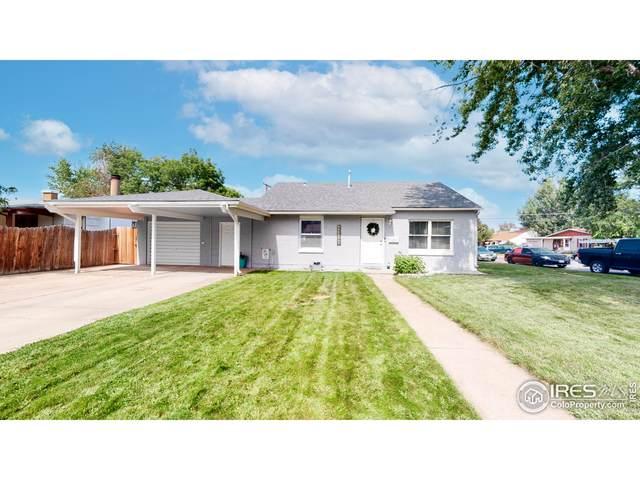 3103 W 12th St Rd, Greeley, CO 80634 (MLS #950958) :: Jenn Porter Group