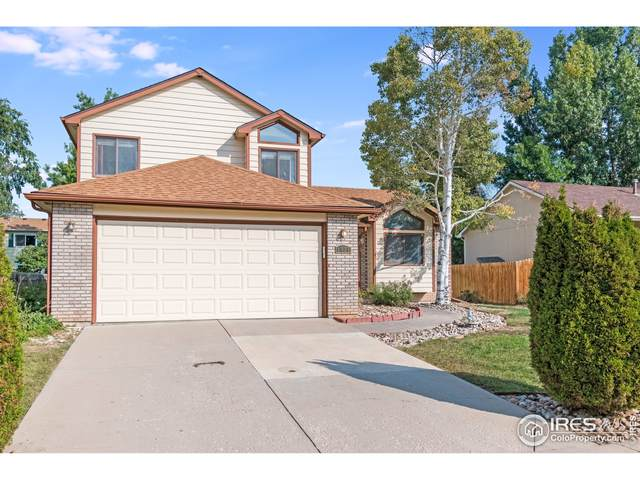 1436 Clementine Ct, Fort Collins, CO 80526 (MLS #950959) :: Coldwell Banker Plains