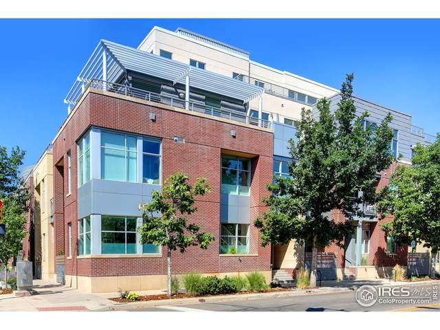 1655 Walnut St #106, Boulder, CO 80302 (#950962) :: Relevate | Denver