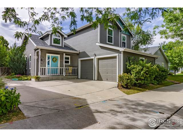 3507 Red Mountain Dr, Fort Collins, CO 80525 (MLS #950978) :: Jenn Porter Group