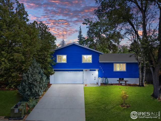 2718 W 22nd St Dr, Greeley, CO 80634 (#950984) :: iHomes Colorado