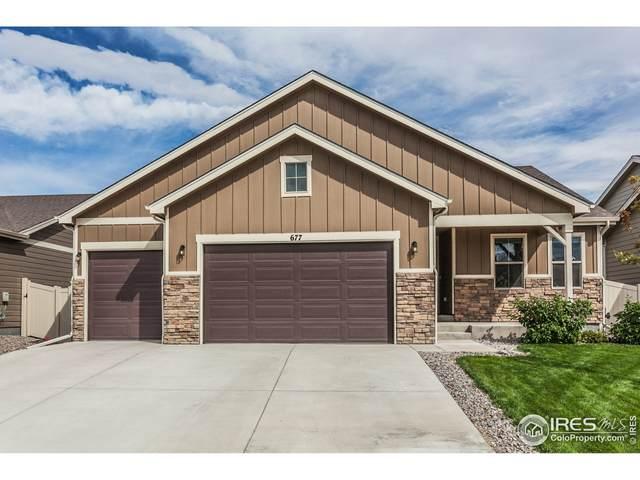 677 Overland Trl, Ault, CO 80610 (MLS #950994) :: Wheelhouse Realty