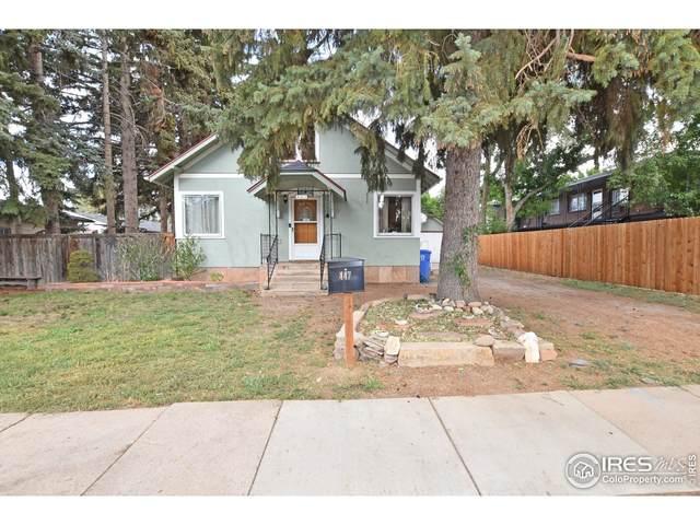 447 W 8th St, Loveland, CO 80537 (MLS #951005) :: Coldwell Banker Plains