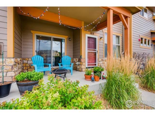 255 Carina Cir #102, Loveland, CO 80537 (MLS #951006) :: Wheelhouse Realty