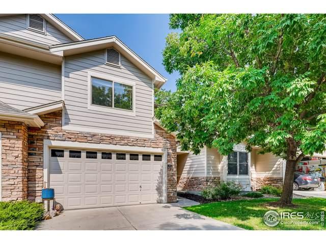 931 Hover Ridge Cir #33, Longmont, CO 80501 (MLS #951015) :: Stephanie Kolesar