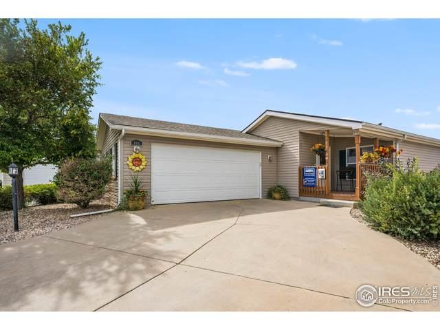 881 Sunchase Dr, Fort Collins, CO 80524 (#951035) :: James Crocker Team