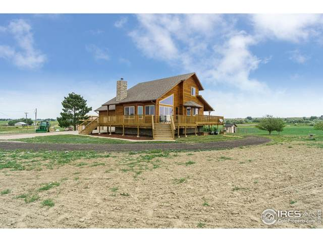 6490 N County Road 3, Fort Collins, CO 80524 (MLS #951036) :: You 1st Realty