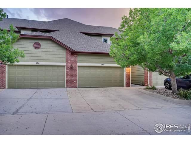 2855 Rock Creek Cir #285, Superior, CO 80027 (#951045) :: Symbio Denver