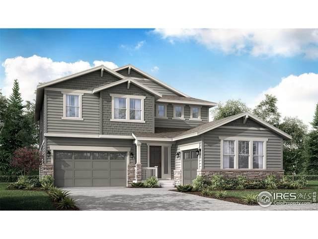 12867 Lake Port St, Firestone, CO 80504 (MLS #951046) :: Wheelhouse Realty