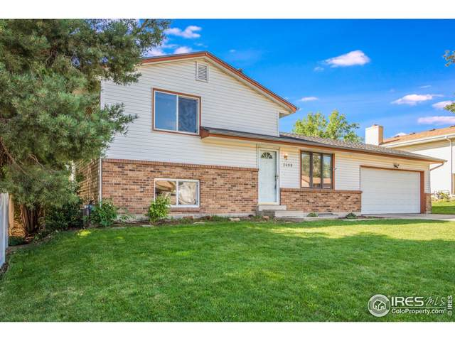 3408 W 17th St, Greeley, CO 80634 (MLS #951071) :: You 1st Realty