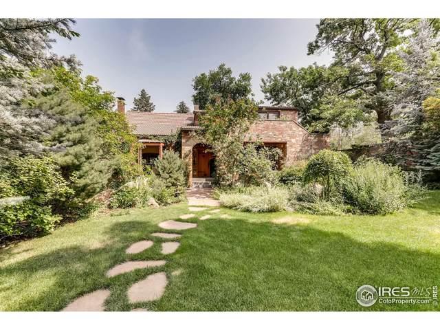 1123 Baseline Rd, Boulder, CO 80302 (MLS #951077) :: You 1st Realty