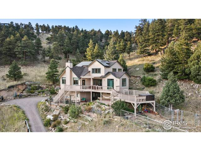 270 Canon View Rd, Boulder, CO 80302 (MLS #951091) :: You 1st Realty