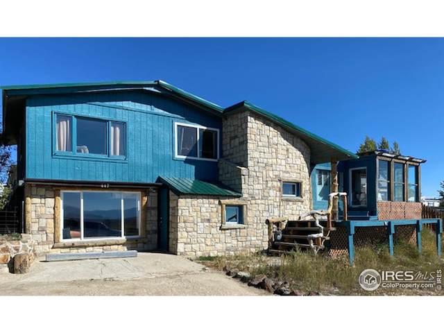 417 Grant St, Walden, CO 80480 (MLS #951092) :: Jenn Porter Group
