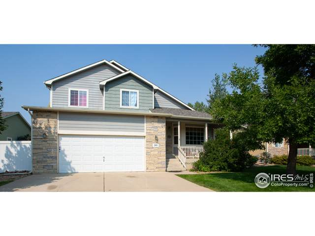 203 Green Teal Dr, Loveland, CO 80537 (MLS #951098) :: Downtown Real Estate Partners
