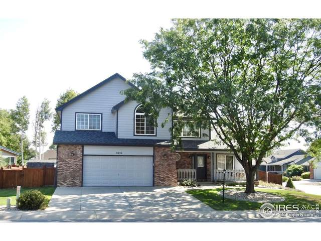 3576 Donath Ave, Loveland, CO 80538 (MLS #951100) :: Downtown Real Estate Partners