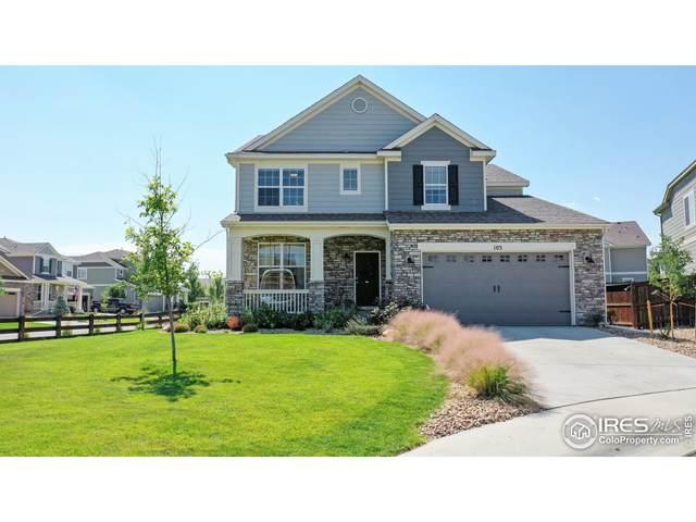 103 Ibiza Ct, Windsor, CO 80550 (MLS #951109) :: Find Colorado Real Estate