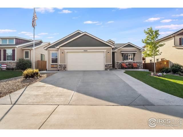 466 Pioneer Ln, Johnstown, CO 80534 (#951112) :: Symbio Denver