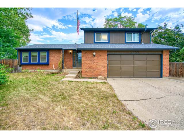 2207 Daley Dr, Longmont, CO 80501 (MLS #951120) :: You 1st Realty