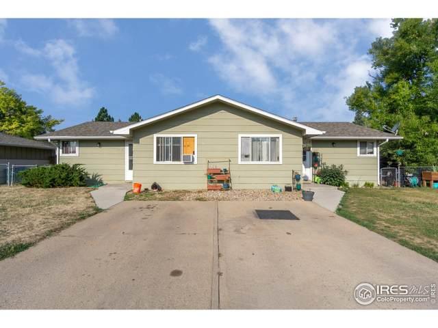 4511 Stover St, Fort Collins, CO 80525 (#951123) :: James Crocker Team