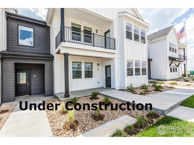 2614 Conquest St D, Fort Collins, CO 80524 (MLS #951124) :: RE/MAX Elevate Louisville
