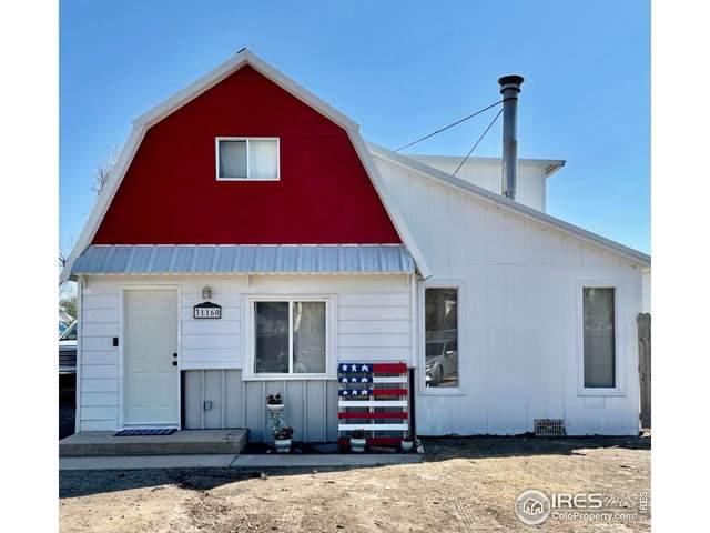 31160 4th St, Gill, CO 80624 (#951127) :: Symbio Denver