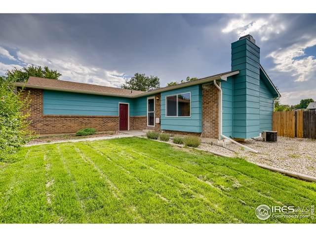 1657 S Estrella Ave, Loveland, CO 80537 (MLS #951133) :: Downtown Real Estate Partners