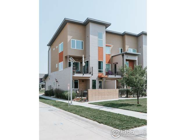 309 Urban Prairie St #5, Fort Collins, CO 80524 (#951135) :: The Griffith Home Team