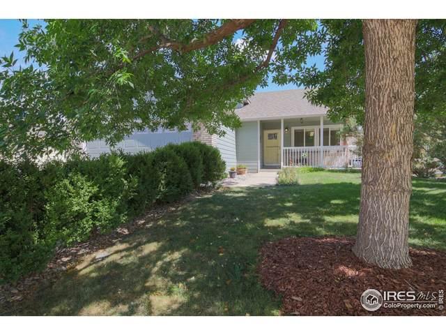 796 S Tyler Ave, Loveland, CO 80537 (MLS #951141) :: Coldwell Banker Plains