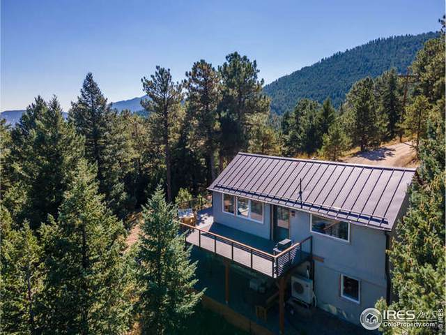 141 Millionaire Dr W, Boulder, CO 80302 (MLS #951142) :: The Sam Biller Home Team