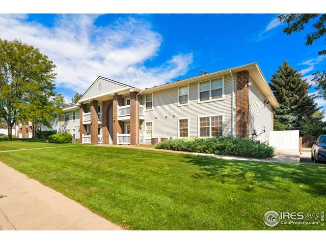 2856 17th Ave #206, Greeley, CO 80631 (MLS #951149) :: Tracy's Team