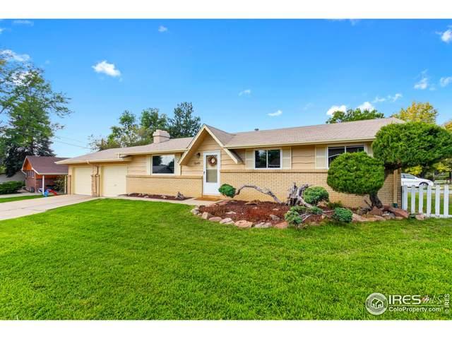 1649 Willodene Dr, Longmont, CO 80504 (MLS #951159) :: Downtown Real Estate Partners