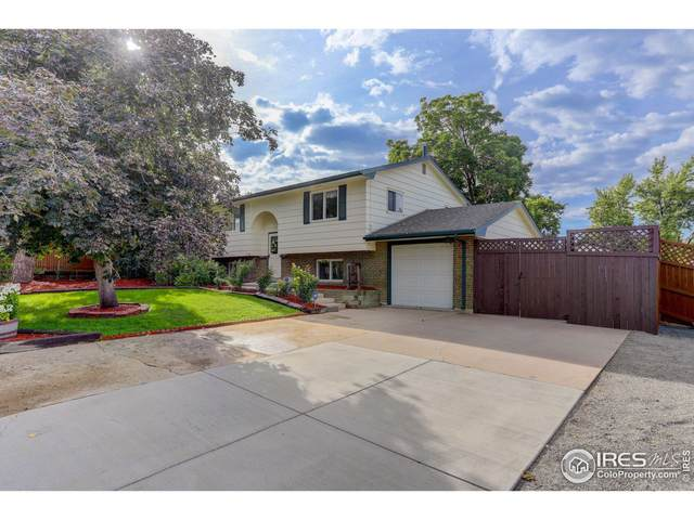 3550 W 96th Ave, Westminster, CO 80031 (MLS #951166) :: The Sam Biller Home Team
