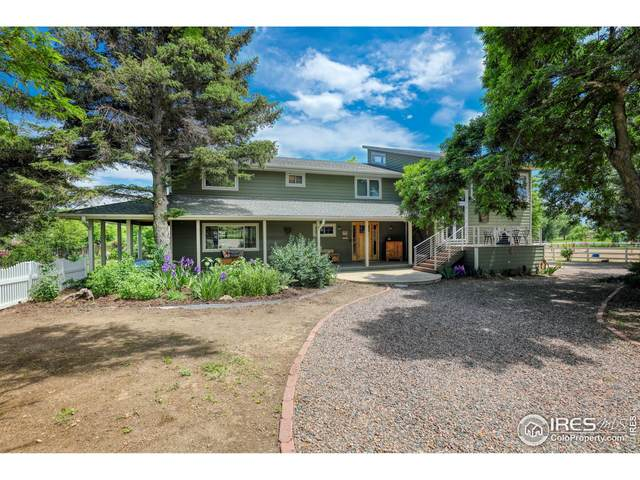 11078 N 66th St, Longmont, CO 80503 (MLS #951176) :: Downtown Real Estate Partners