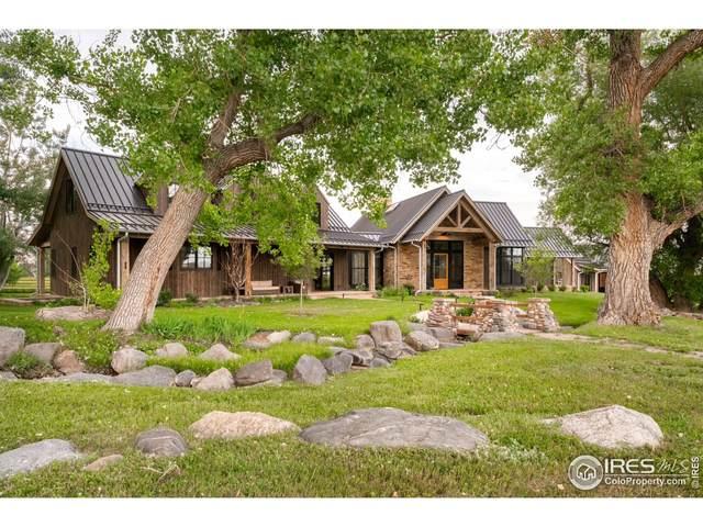 4560 Saint Vrain Rd, Longmont, CO 80503 (MLS #951178) :: Downtown Real Estate Partners