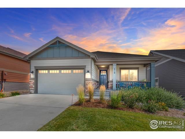 818 Widgeon Dr, Longmont, CO 80503 (MLS #951181) :: Downtown Real Estate Partners