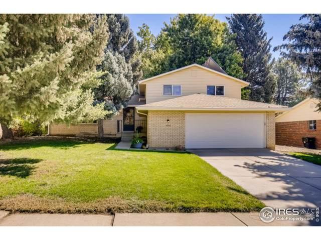 4610 Greylock St, Boulder, CO 80301 (MLS #951188) :: Downtown Real Estate Partners