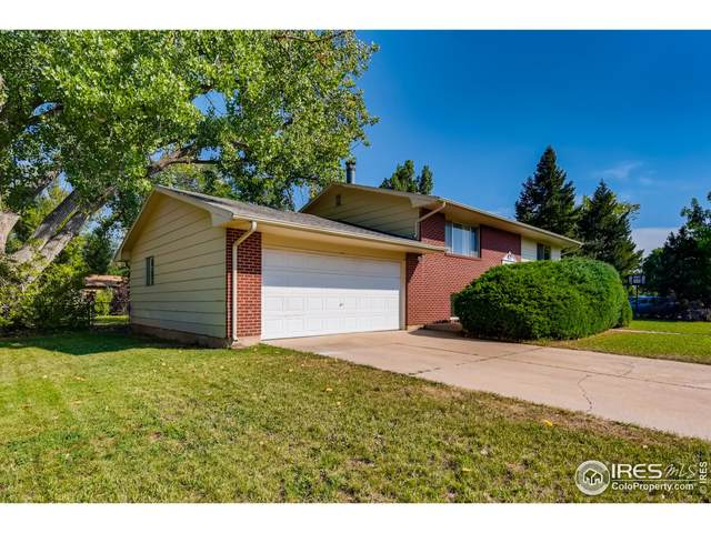 1300 Skyline Dr, Fort Collins, CO 80521 (MLS #951192) :: RE/MAX Elevate Louisville