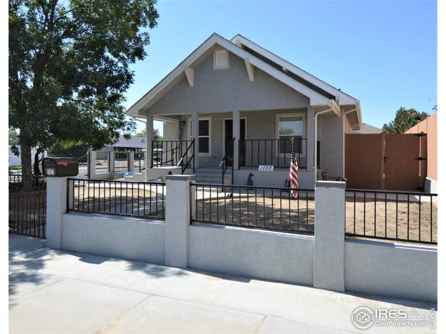 1103 State St, Fort Morgan, CO 80701 (MLS #951202) :: RE/MAX Alliance