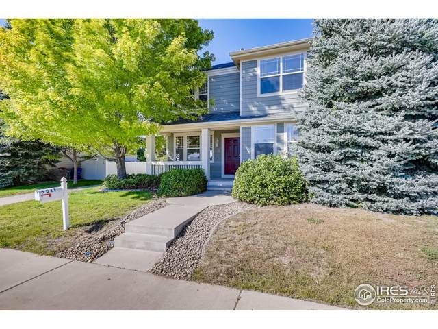 5011 Mt Osage St, Frederick, CO 80504 (MLS #951206) :: Tracy's Team