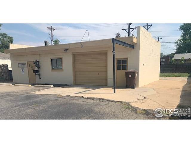 1644 Collyer St, Longmont, CO 80501 (MLS #951207) :: Downtown Real Estate Partners
