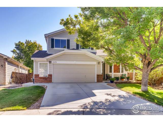 2678 Jason Ct, Erie, CO 80516 (MLS #951210) :: Downtown Real Estate Partners
